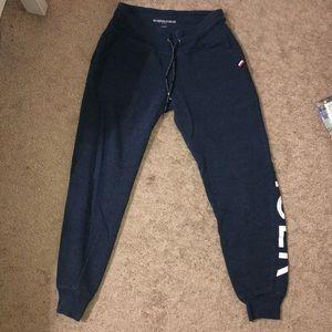 tommy hilfiger track pants